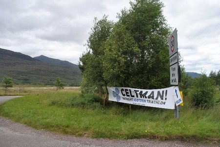 Le triathlon : Celtman Extrem