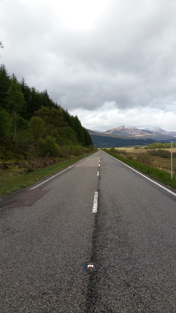 BEN NEVIS, The South Route