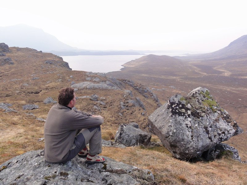 Contemplation a carnmore