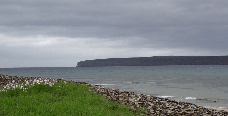 Dunnet Head bay