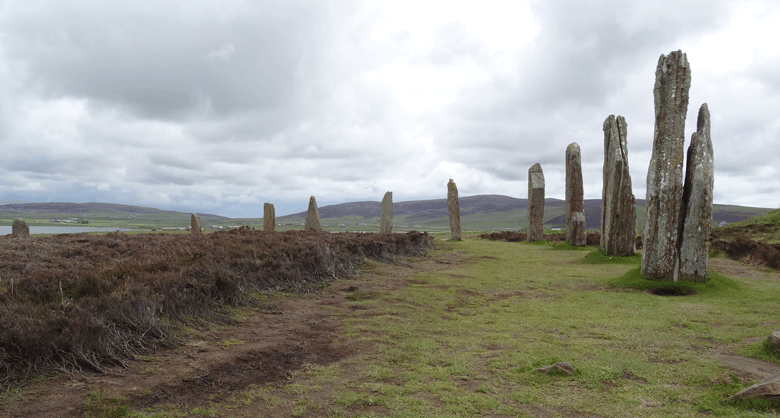 Ring of Brodgar:Cercle de pierres