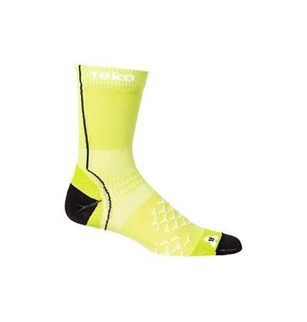M EVAPOR8 LIGHT 34 CREW CHAUSSETTE DE TRAIL RUNNING TEKO