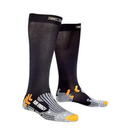 RUN ENERGIZER CHAUSSETTE DE COMPRESSION X-SOCKS