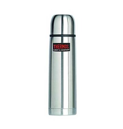 BOUTEILLE LIGHT & COMPACT ACIER INOXYDABLE THERMOS