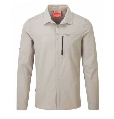 Chemise Homme NOSILIFE PRO LONG SLEEVED SHIRT de CRAGHOPPERS