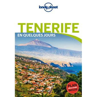 Topo guide de voyage Ténérife de Lonely Planet