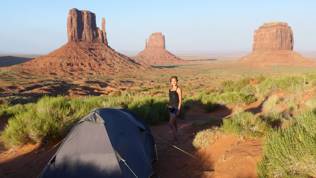 The view campground,il porte bien son nom ce camping