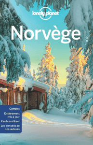 le guide Lonely Planet sur la Norvège
