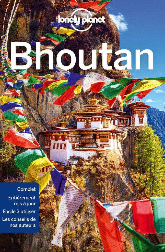 Guide de voyage du Bhoutan de Lonely Planet