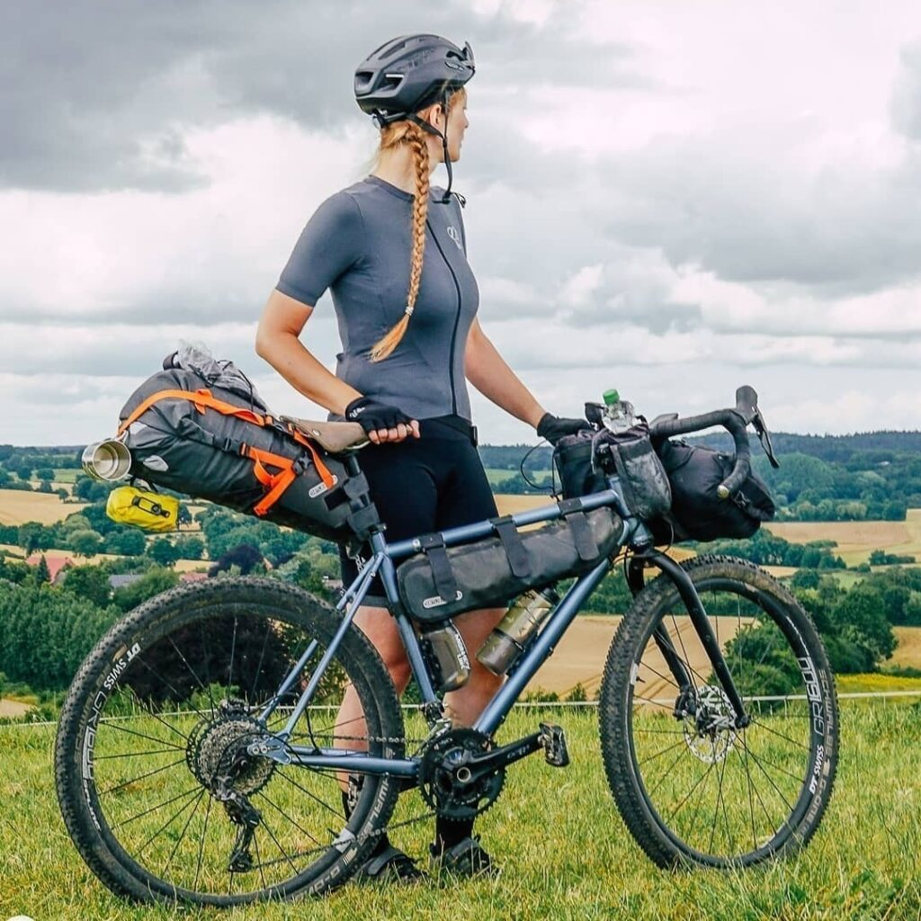 Equipement ORTLIEB pour Bikepacking