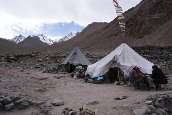 ascension du Stok Kangri Inde Himalaya